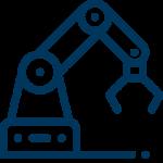 logo machine building