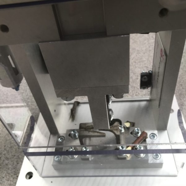 Pneumatic grafting device