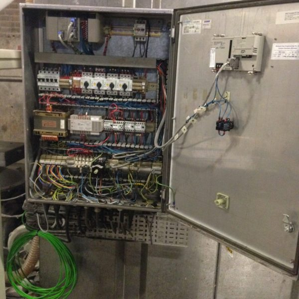 Upgrade control systems (old)
